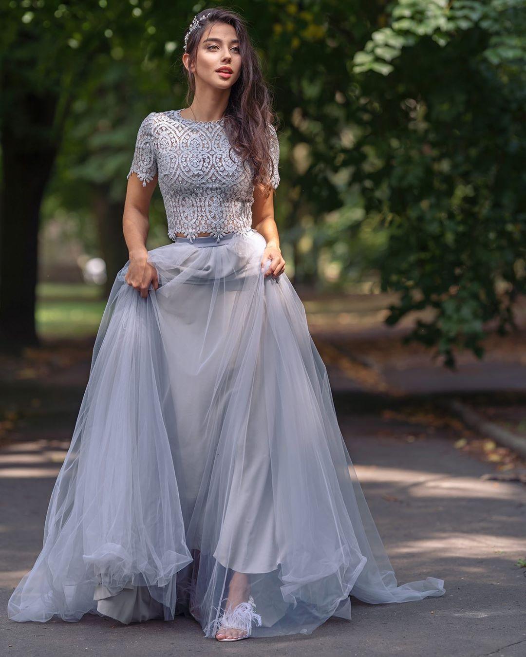 Suknie Ślubne Popiel