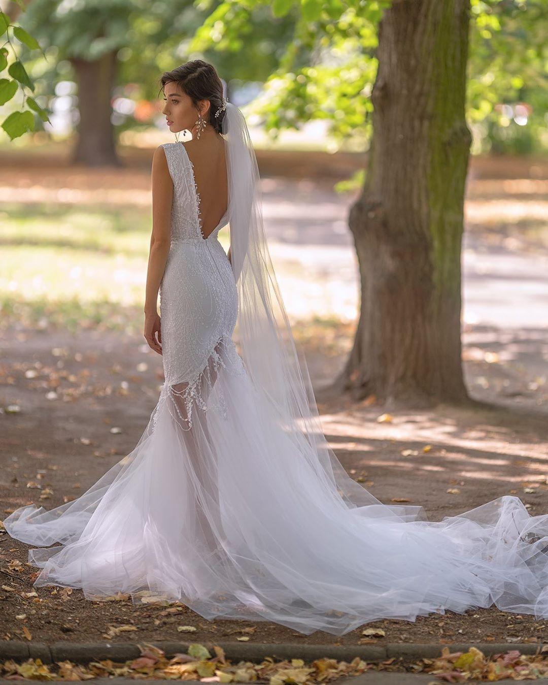 Magdalena Popiel Wedding Dress