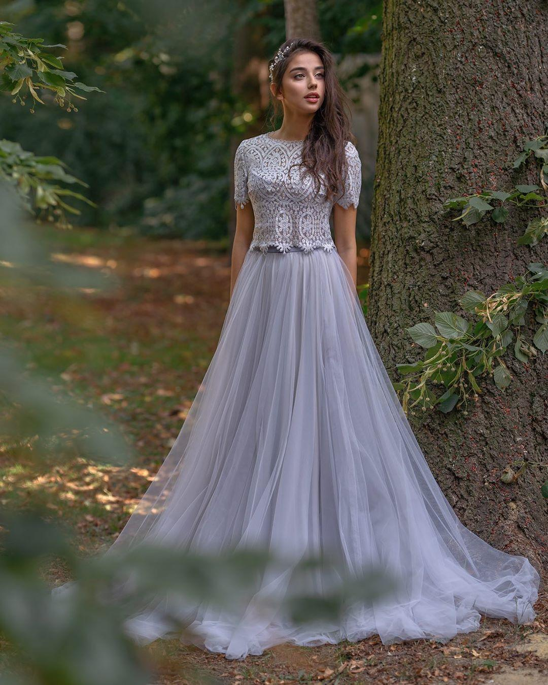 Magdalena Popiel Wedding Dress