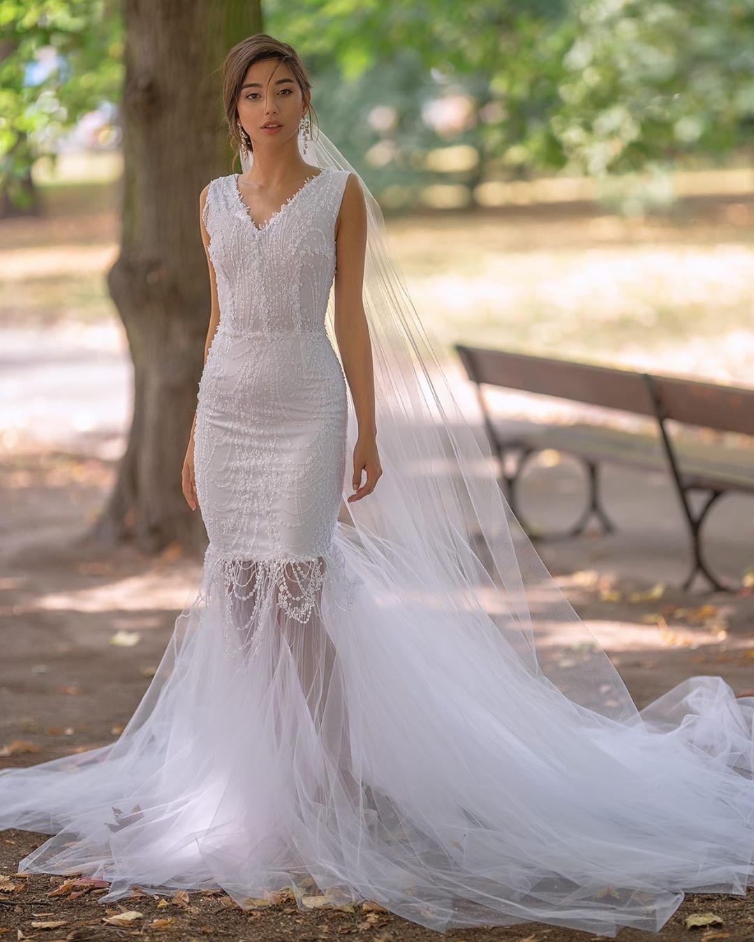 Magdalena Popie Suknie Ślubne