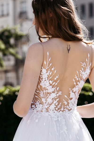 Suknia Ślubna Lina (5)