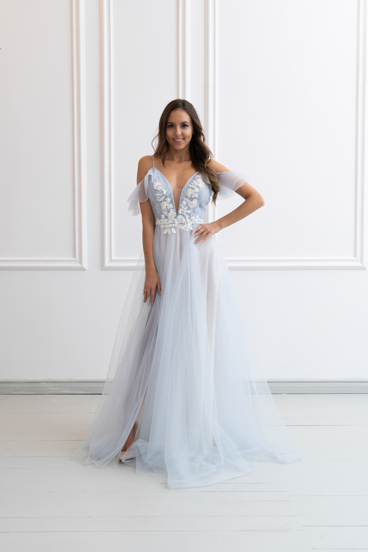 Suknia ślubna Blue Sky (2)
